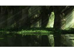 122915,地球,风景优美的,壁纸图片