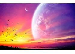 74784,地球,A,轻柔的,世界,壁纸图片