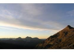 46309,地球,山,山脉,壁纸图片