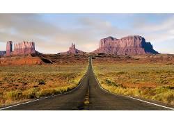 84075,地球,风景,路,领域,壁纸图片