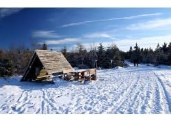 117526,地球,冬天的,壁纸图片