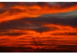 13264,地球,天空,红色,壁纸图片