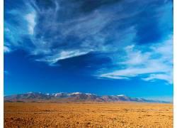 15420,地球,领域,天空,山,壁纸图片