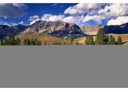60066,地球,山,山脉,壁纸