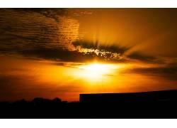 86843,地球,日出,壁纸