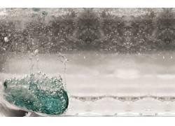 24109,地球,水,滴,Vaio,壁纸图片