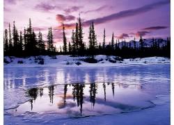 24564,地球,冬天的,壁纸图片