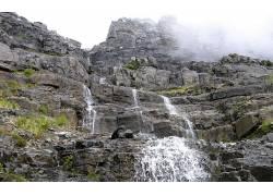 79447,地球,瀑布,瀑布,壁纸图片