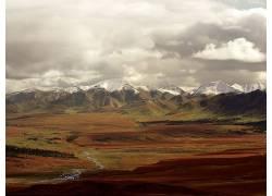 22560,地球,山,山脉,风景,雪,壁纸