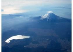 22561,地球,山,山脉,云,壁纸图片