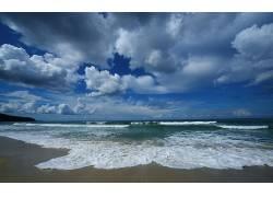 118553,地球,海滩,壁纸图片