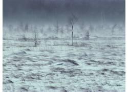 22773,地球,冬天的,雪,风景,壁纸图片