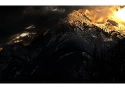 86760,地球,山,山脉,壁纸图片