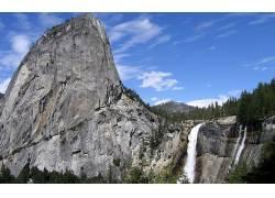 79462,地球,瀑布,瀑布,壁纸图片