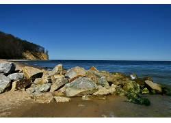 67014,地球,海滩,壁纸