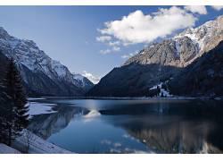 87595,地球,冬天的,风景,壁纸