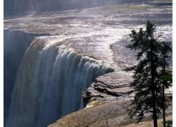 87745,地球,亚历山德拉,瀑布,瀑布,瀑布,壁纸