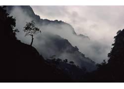 121968,地球,雾,壁纸图片