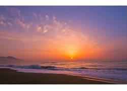 122368,地球,日落,壁纸图片