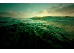 82244,地球,波浪,海滩,岩石,水,壁纸
