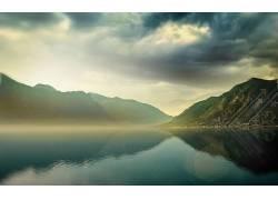 82256,地球,艺术的,摄影,水,山,壁纸图片