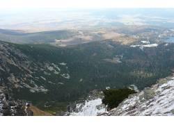 91238,地球,山,山脉,壁纸图片