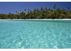 43134,地球,海滩,热带,水,海洋,壁纸图片