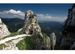 114407,地球,山,山脉,壁纸图片