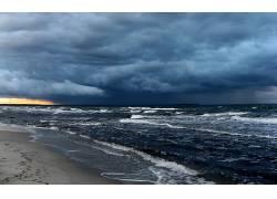 114415,地球,暴风雨,壁纸图片