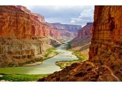 114514,地球,宏伟的,峡谷,峡谷,壁纸