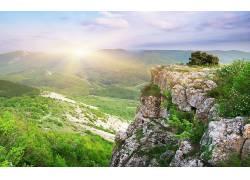 110752,地球,悬崖,壁纸图片
