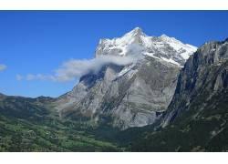 110857,地球,山,山脉,壁纸