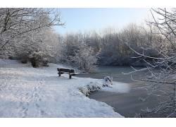 115657,地球,冬天的,工作台,雪,壁纸图片