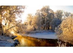 115315,地球,冬天的,壁纸图片