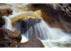 112355,地球,瀑布,瀑布,壁纸图片