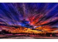 115807,地球,日落,壁纸图片