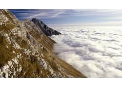 114057,地球,山,山脉,壁纸图片