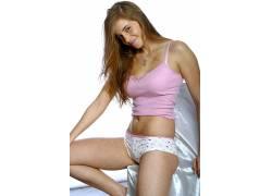 人,阿米特弗里德曼,以色列,大胸部,白色棉内裤,美女,模特,内衣378
