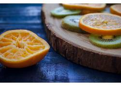 食物,水果,水果,猕猴桃,橙色的,壁纸
