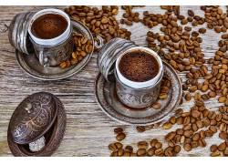 774733,食物,咖啡,杯子,咖啡,豆子,壁纸