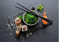 887493,食物,寿司,仍然,生活,鱼,海鲜,米饭,筷子,壁纸图片