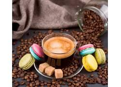 899624,食物,咖啡,杯子,咖啡,豆子,仍然,生活,通心粉,糖果,糖,壁