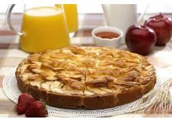 816857,食物,馅饼,面粉糕饼,苹果,仍然,生活,壁纸