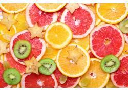 817081,食物,水果,水果,猕猴桃,橙色的,星星,水果,血,橙色的,壁纸