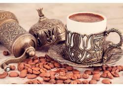 863554,食物,咖啡,杯子,咖啡,豆子,仍然,生活,壁纸