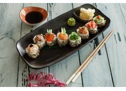 890237,食物,寿司,筷子,鱼,米饭,海鲜,仍然,生活,壁纸图片