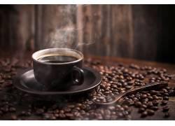 863185,食物,咖啡,咖啡,豆子,杯子,仍然,生活,壁纸
