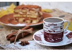 812259,食物,咖啡,杯子,肉桂色,壁纸