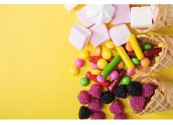 892964,食物,糖果,棉花糖,糖果,壁纸