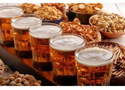 855569,食物,啤酒,玻璃,喝酒,酒精,壁纸
